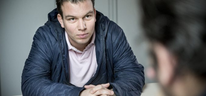 Julien Marendaz en cinq questions