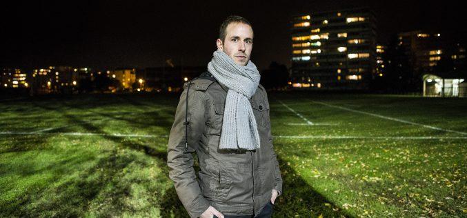 Nicolas Marazzi, au service d'Azzurri 90