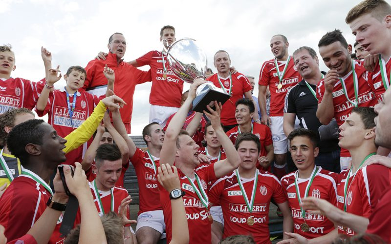 Le Stade Payerne soulève la Coupe vaudoise