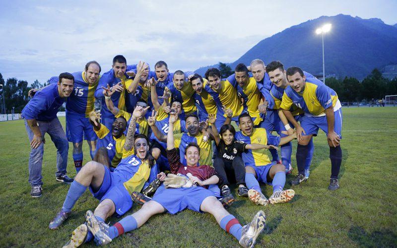 Villeneuve Sports retrouve la 4e ligue