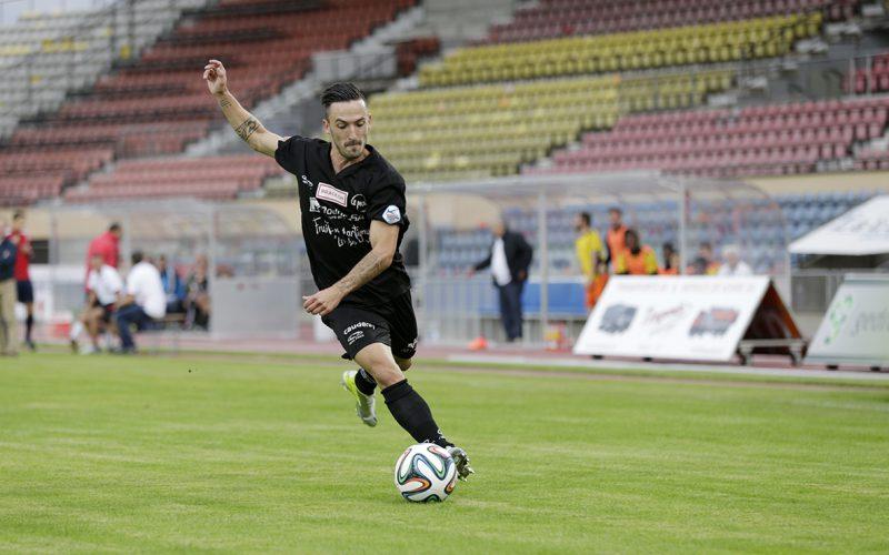 Florian Berisha: «Jouer le match nul, ce serait le meilleur moyen de perdre»
