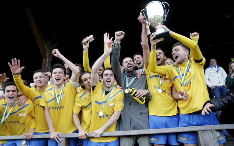 Vevey remporte la Coupe vaudoise face à un valeureux FC Crans