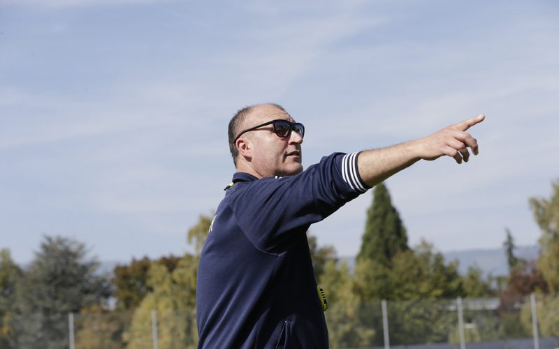 Umberto Galeno: «On vise une place dans les cinq premiers»