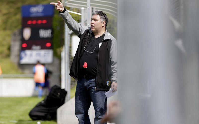 Carlos Rangel: «Je dois renforcer mon équipe»