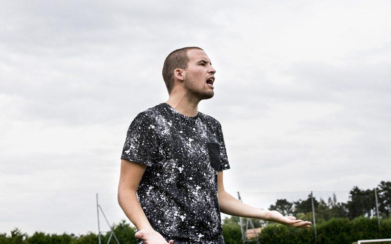 Didier Léchaire, 25 ans, entraîneur à succès