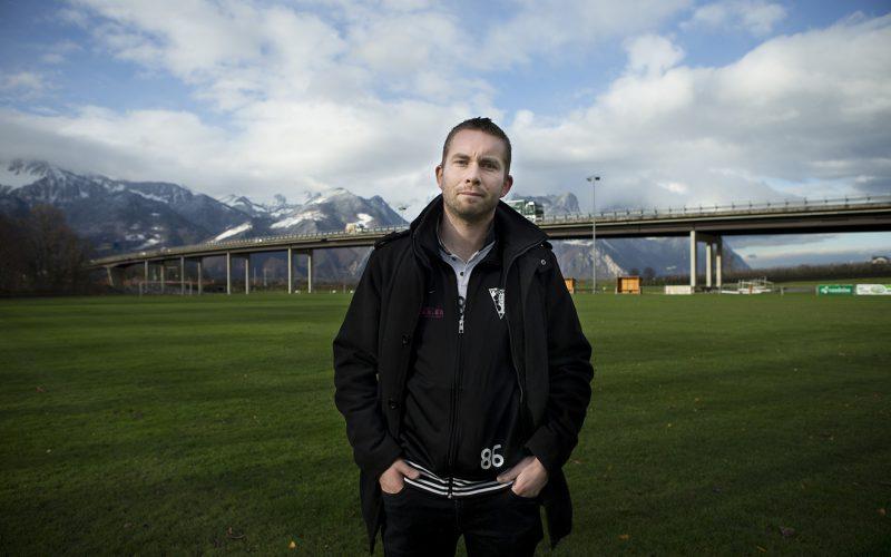 Alain Vogt, l'homme qui veut amener Yvorne en 3e ligue