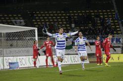 Cristian Ianu sacré meilleur joueur de Challenge League