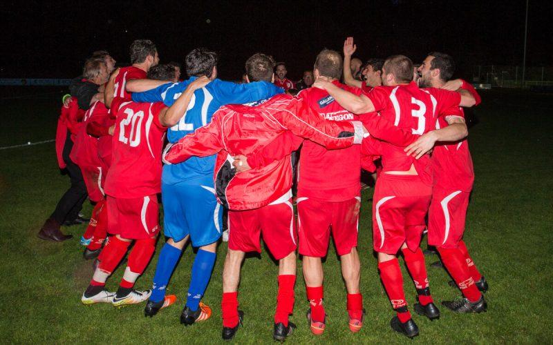 Pully Football rejoint Malley en finale!