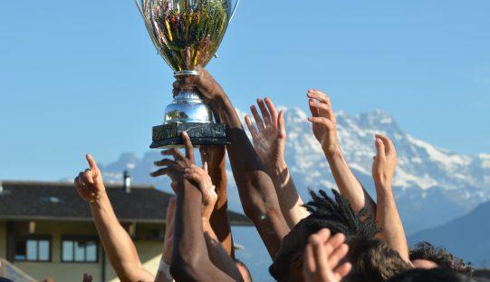 ES FC Malley LS est champion vaudois!