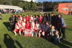 Le FC Renens sur le toit du football féminin vaudois