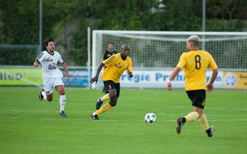 acf42179443 Ibrahim Tall  l humilité au service de l équipe - Footvaud