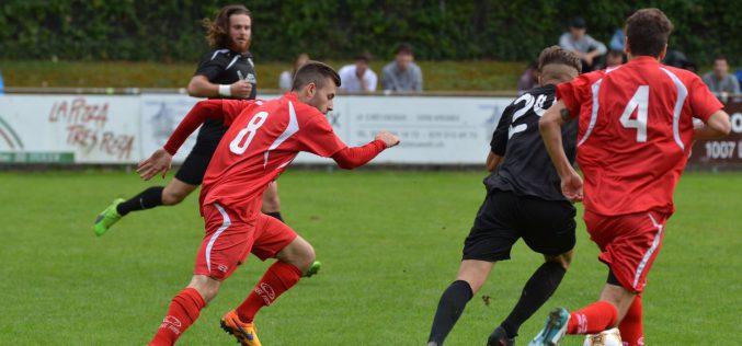 Intraitable, le FC Lutry domine le derby