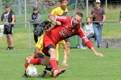 Le FC Crissier contrarié à domicile face au FC Bavois II