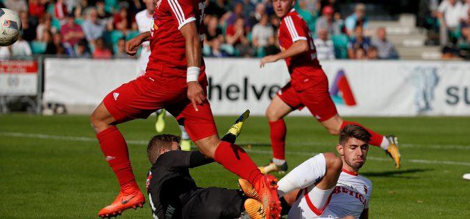 Stade Lausanne Ouchy réalise un exploit historique !