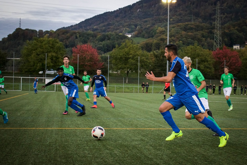 « On vise la montée en 2e ligue »