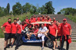 Repas de soutien 1ère équipe du FC Renens