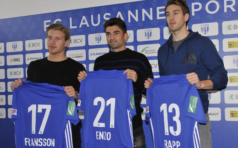 «Lausanne est redevenu une équipe séduisante »