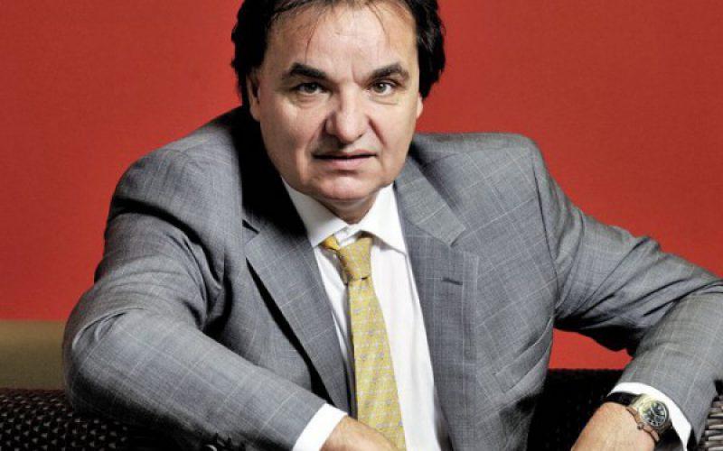 Christian Constantin, nouveau patron de Footvaud