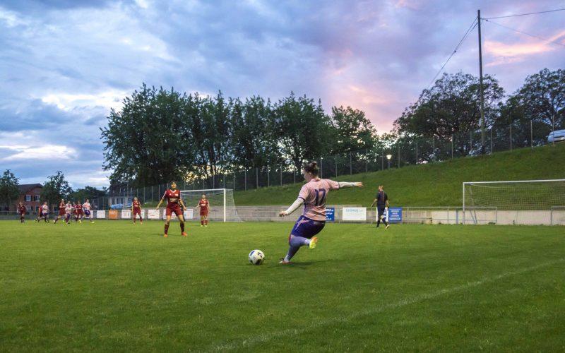 Prilly s'impose face à Stade-Lausanne et garde sa 5e place