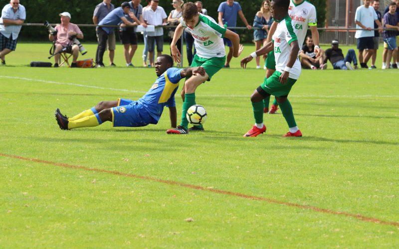 La «deux» d'Yverdon se renforce pour la 2e ligue