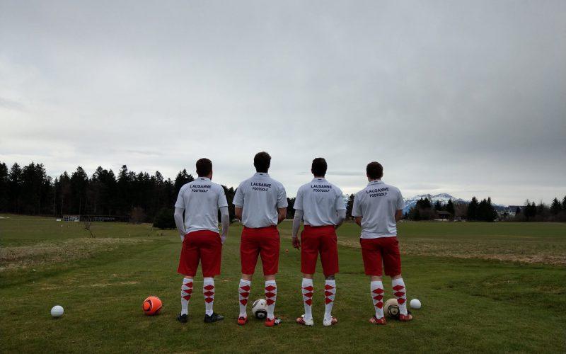 Samedi: Manche du championnat suisse de footgolf au Chalet-à-Gobet