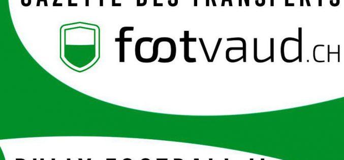 «Gazette des transferts»: Pully Football II