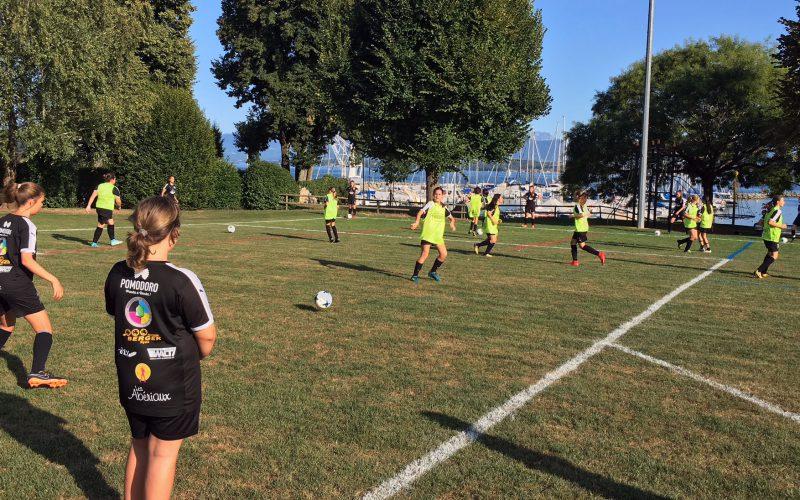 Prangins Féminin Sport La Côte récompensé