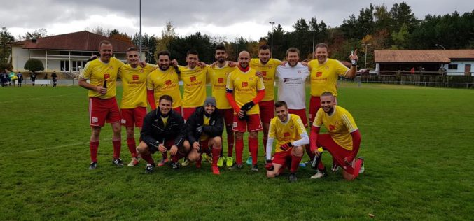 Montcherand s'impose 16-0 face à Vaulion II
