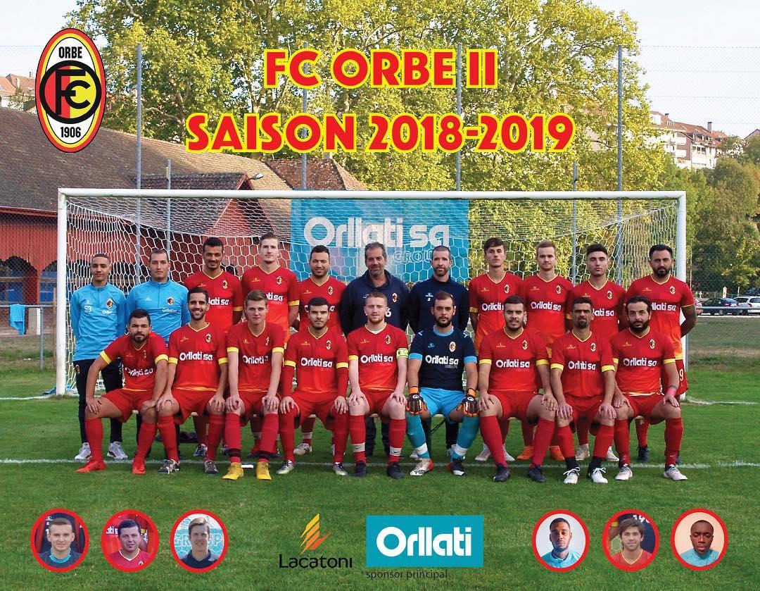 La «deux» du FC Orbe intronise un nouvel entraîneur