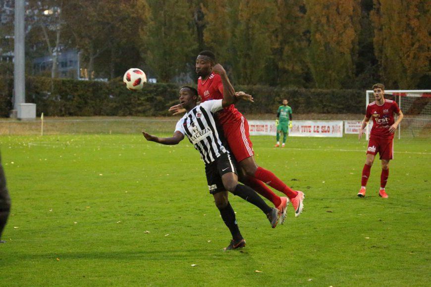Le FC Stade-Lausanne-Ouchy a mis fin à une série de trois rencontres sans victoire au stade Samaranch.