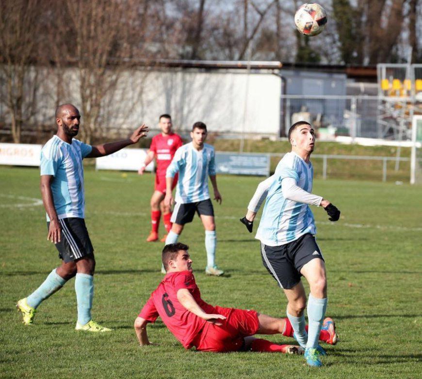 Khalil Ouared FC Echichens 3