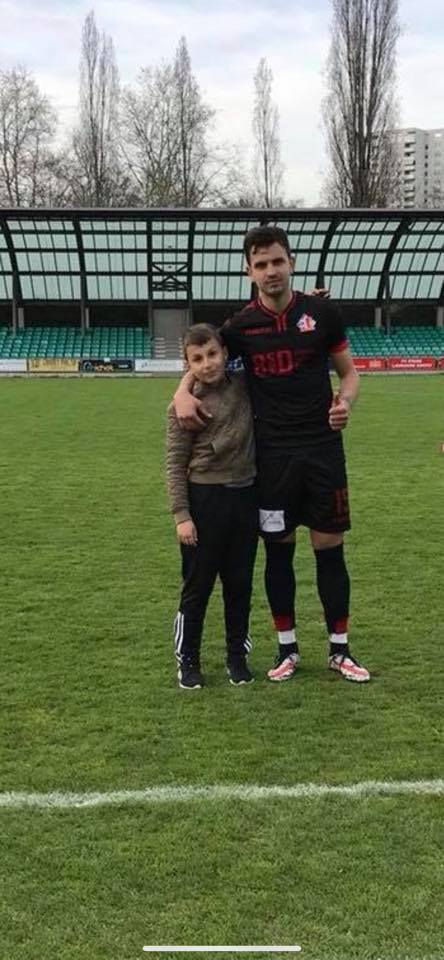 Hristijan Kukeski, nouvelle arrivée du FC Renens