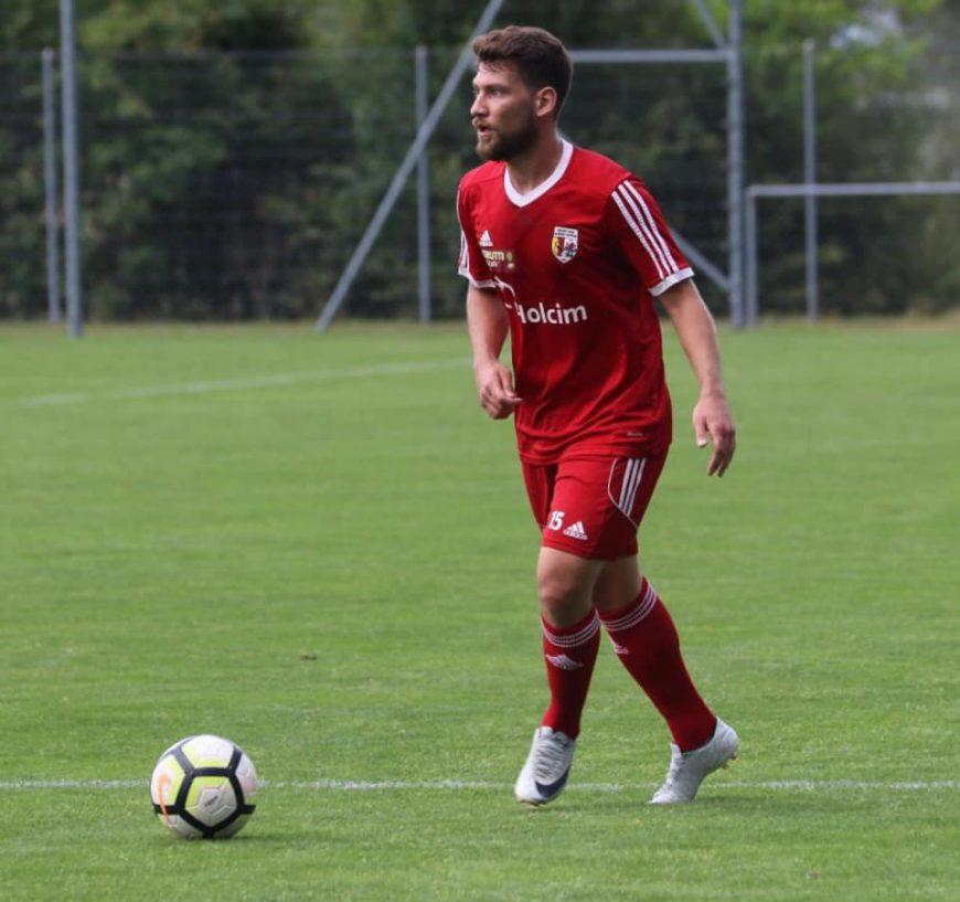 Lirim Hasani FC Renens