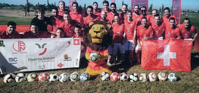Coupe du monde de footgolf: la Suisse a des ambitions!
