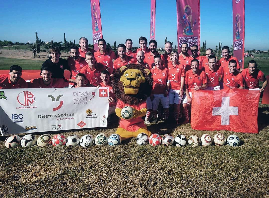 Coupe du monde de footgolf: la Suisse a des ambitions!