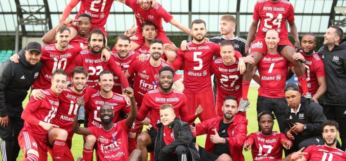 Double bonheur pour Stade-Lausanne