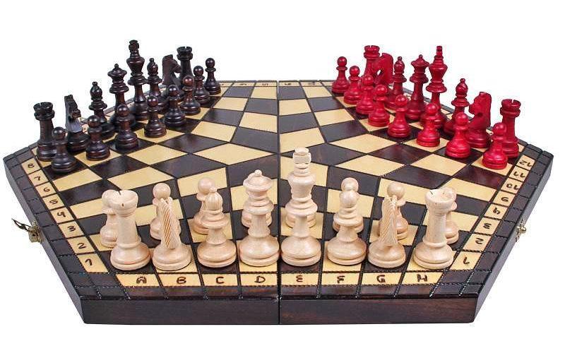 Samedi Malley, Renens et Pully joueront aux échecs à 3!
