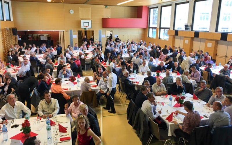 Repas de soutien du FC Lutry le 15 mai