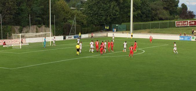 Stade-Lausanne méritait mieux