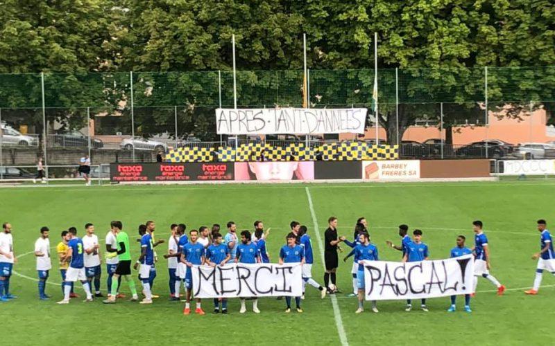 Vevey gagne contre Azzurri pour Pascal Piguet
